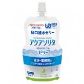 経口補水ゼリー アクアソリタゼリーリンゴ風味